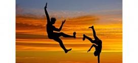 Taller de capoeira de Angola