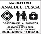 Analía Pesoa