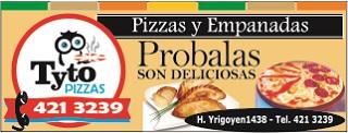 Tyto Pizzas