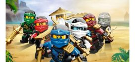 """Lego Ninjago"" e ""IT"""