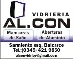 Al-con vidrios